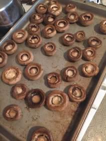 Roast caps
