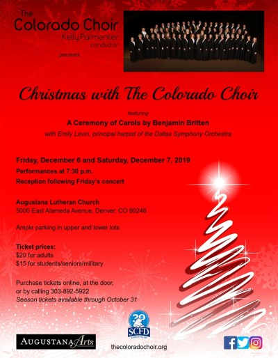 Christmas with the Colorado Choir