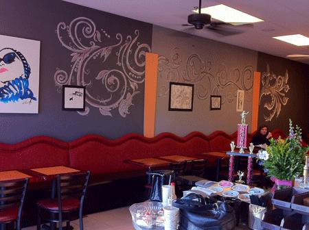 Nana D's restaurant in Indio, CA