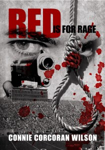 Red Is For Rage Cover