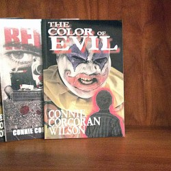 The Color Of Evil Series Books