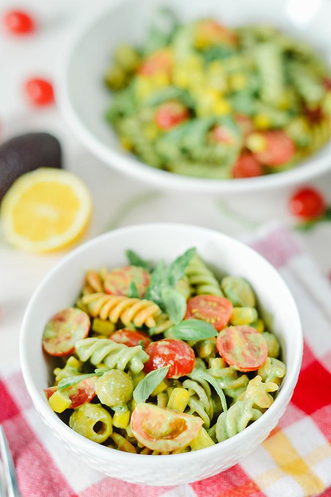 salată de paste