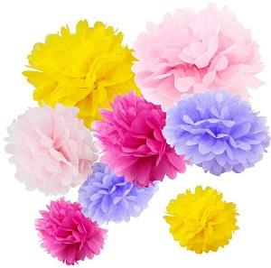 Flower Party Decorations Baby Showers
