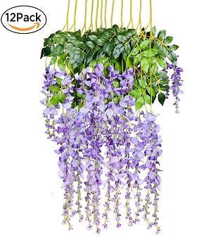 Flowers String