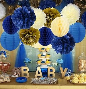 Royal Prince Baby Shower