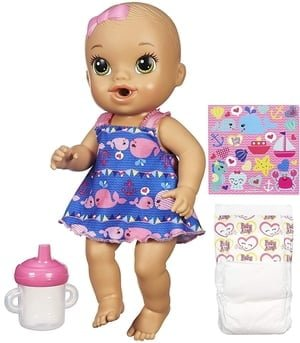 new baby alive dolls