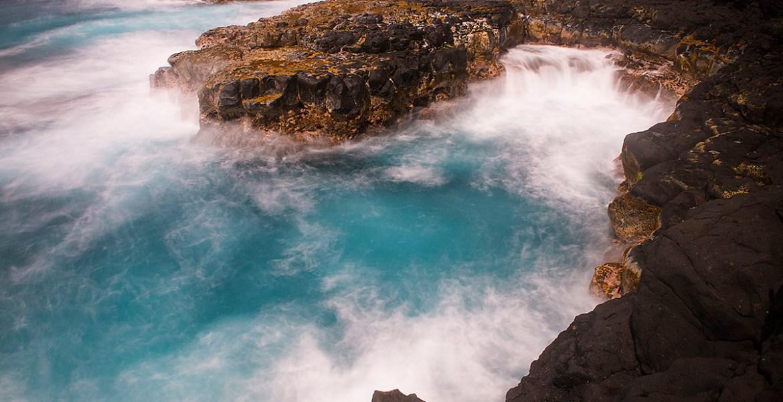The Queens Bath, Hawaii