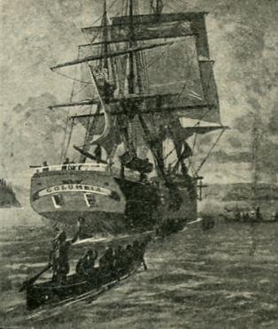 shipcolumbiaonriver