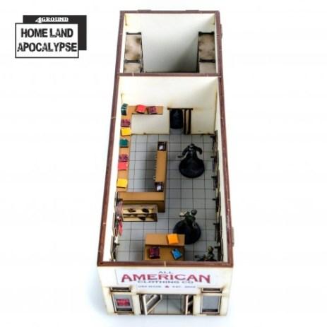 Homeland Apocalypse: Twin Peaks Shopping Mall Shop #6