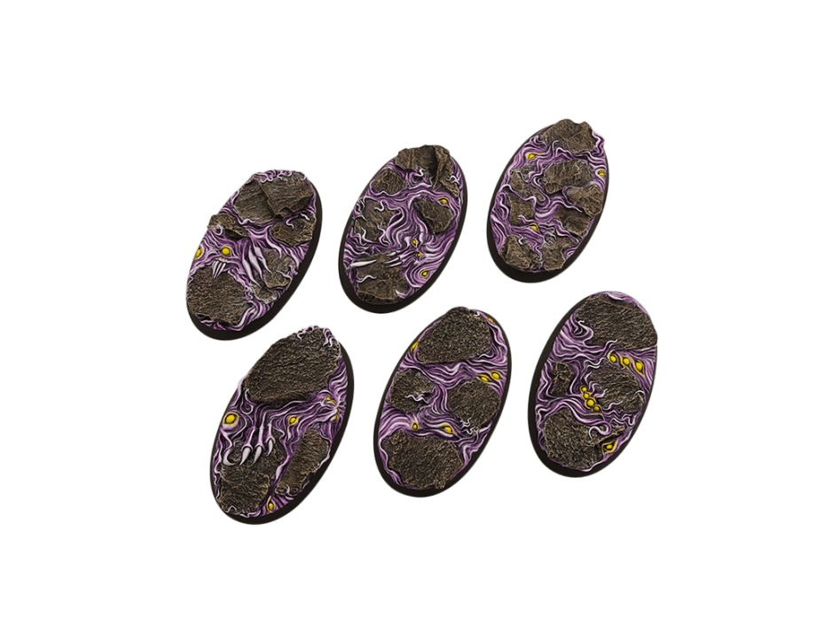 Possessed Bases Oval 60mm