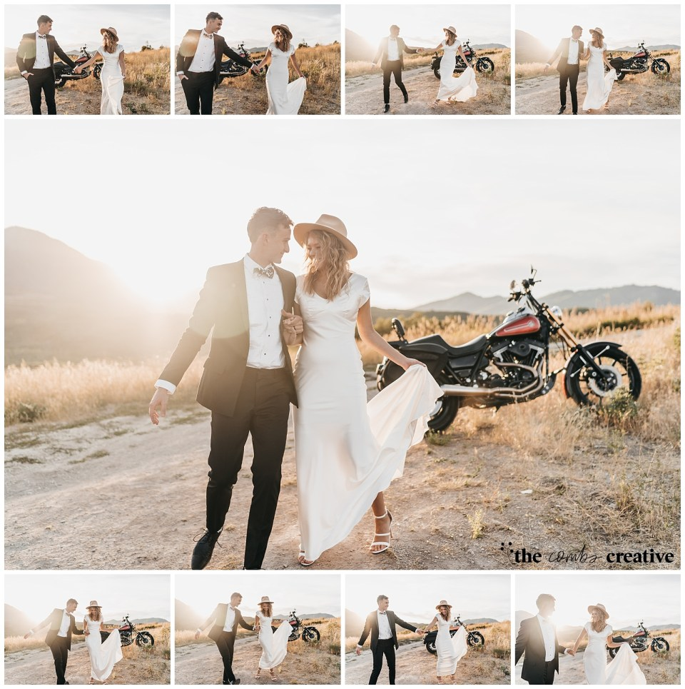 Hiking Elopement Photographers