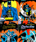 Detective Comics Batman Year 2