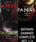 batman damned 1-3