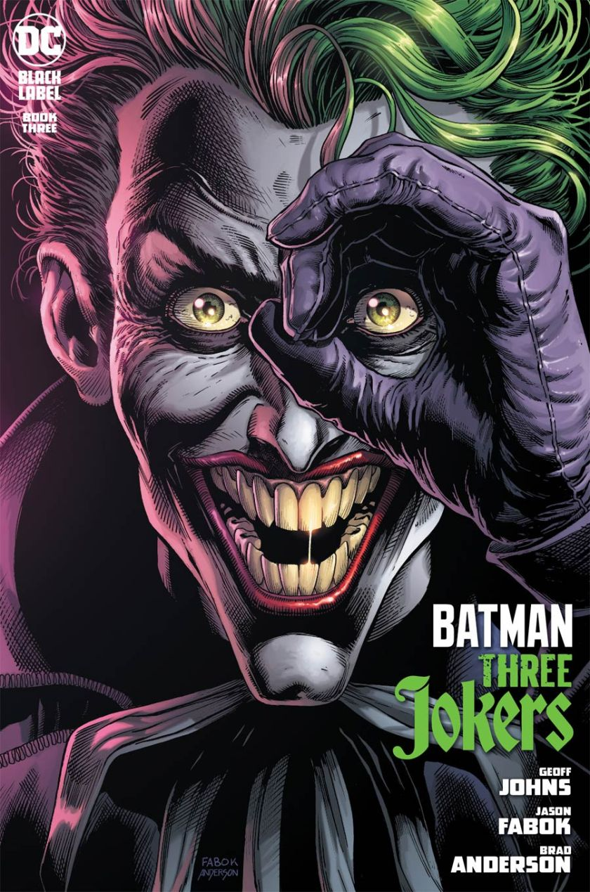 batman three jokers #3