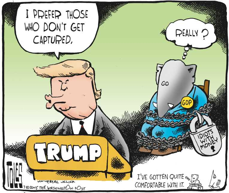 Image result for cartoon trump