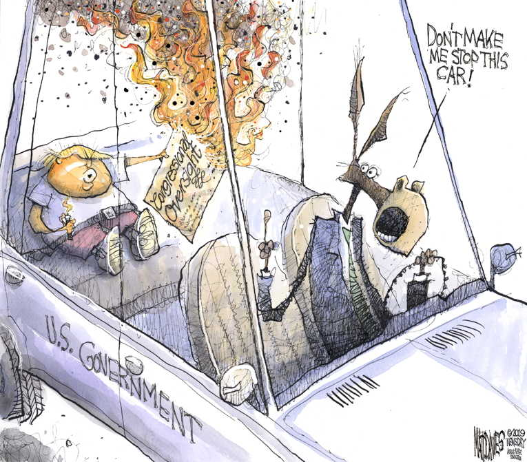 Image result for CARTOONS DEMOCRATS DON'T KNOW HOW TO FIGHT