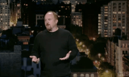 On Letterman, Louis CK wants to reintroduce lions to eat the idiots