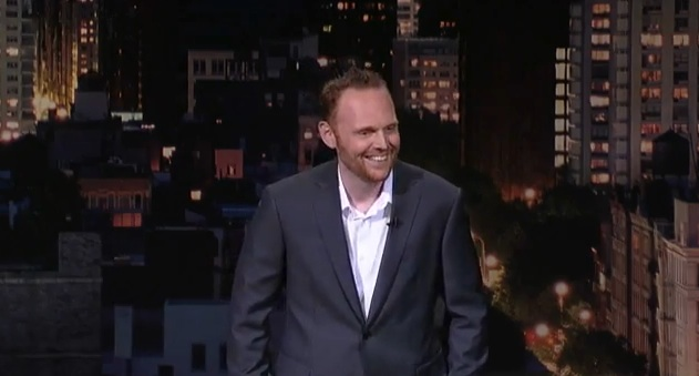 On Letterman, Bill Burr jokes about self-improvement, and how dogs mirror human emotions