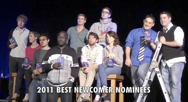 Adam Riches, Humphrey Ker, The Wrestling win 2011 Edinburgh Comedy Awards