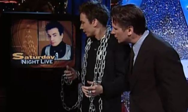 Jimmy Fallon to host SNL in December 2011, just as SNL predicted in 1998