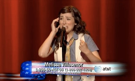 Melissa Villasenor's semifinal performance on America's Got Talent 2011