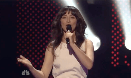 Melissa Villasenor's quarterfinal performance on America's Got Talent 2011