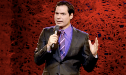 "Michael Ian Black talks up Snark Week, road-tripping with Meghan McCain & being ""Very Famous"""
