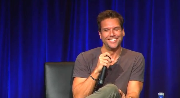 Dane Cook on his new deal with NBC, and spend an hour with him on Google