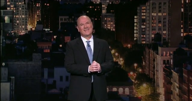 Larry Miller on Late Show with David Letterman