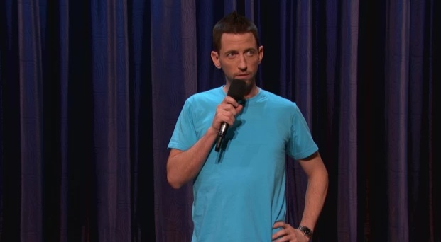 On Conan, Neal Brennan believes models should earn their looks