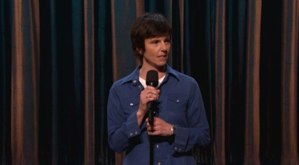On Conan, Tig Notaro offers up her best impressions