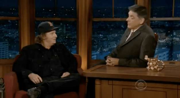 Steven Wright and Craig Ferguson talk about prisons, frogs and Liza Minnelli