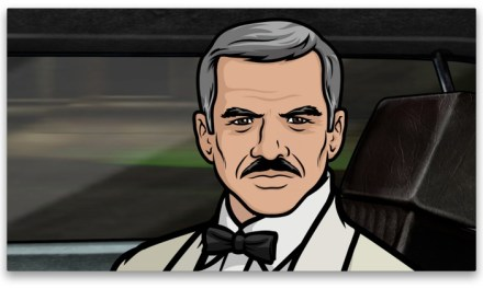 First look: Burt Reynolds as Burt Reynolds on FX's Archer