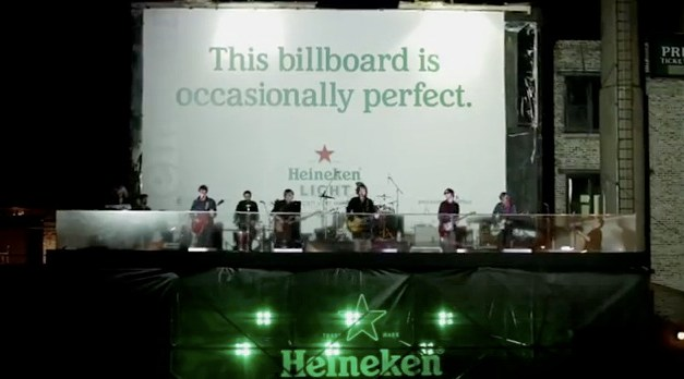 [Sponsored Post] Heineken Light takes over Chicago