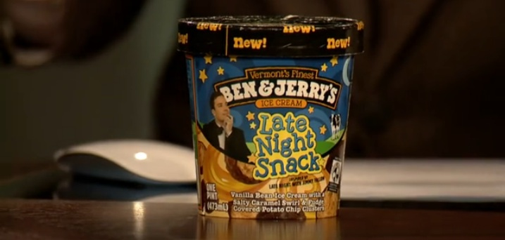 Progressively funny: How Ben & Jerry's ice cream picks its comedy flavors