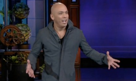 On The Tonight Show, Jo Koy reveals his sleep apnea