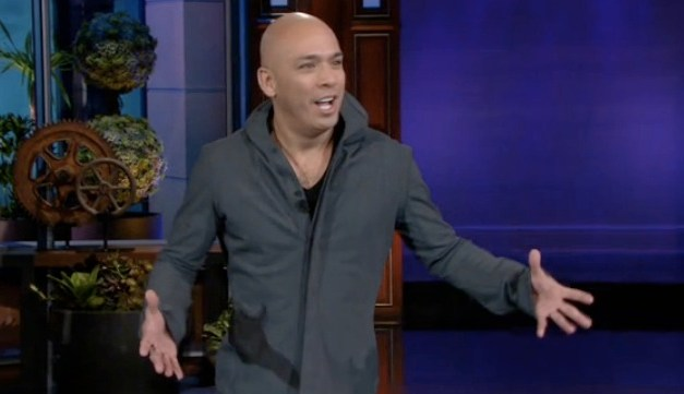 On The Tonight Show, Jo Koy reveals his sleep apnea
