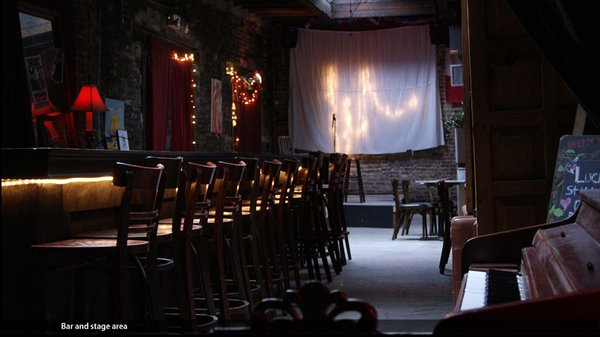 Can Kickstarter sustain an independent comedy venue in NYC? Luca Lounge makes its case
