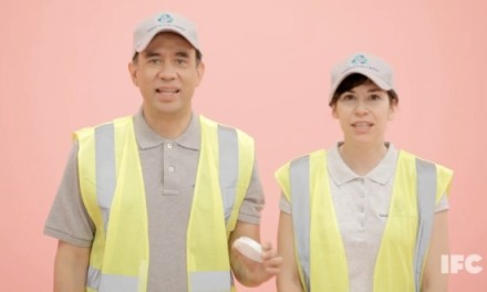 "Sneak peeks at IFC's Portlandia, season two: ""Sanitation Twins"""