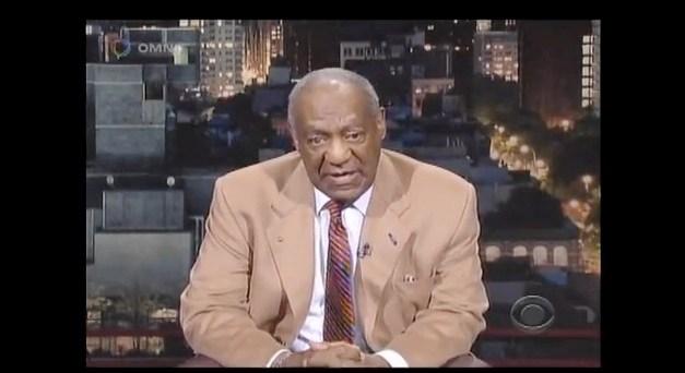 Bill Cosby talks turkey, early desire to be a comedian on Letterman