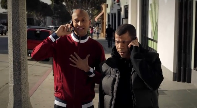 "First look at Comedy Central's ""Key & Peele"""