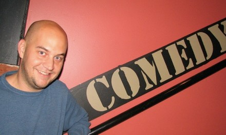 Mike Baldwin wins 2011 Seattle International Comedy Competition