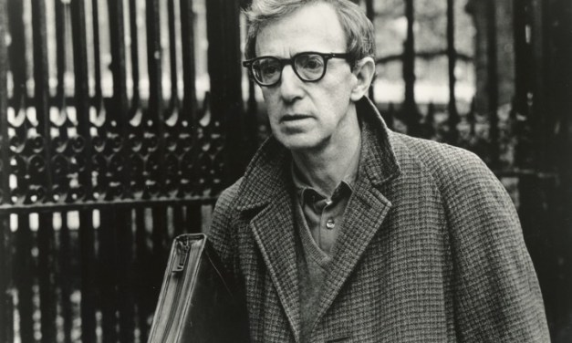 In case you missed the wonderful PBS documentary on Woody Allen, watch it online