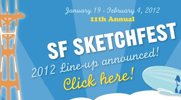 SF Sketchfest unveils 2012 lineup