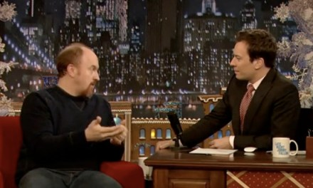 Louis CK tells Fallon about earning $1 million in 10 days, and how he's giving most of it away