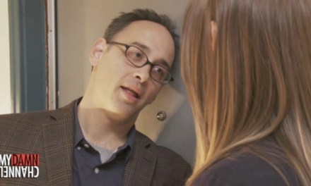 "David Wain misses the hookup in season 5 of ""Wainy Days"""