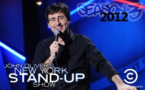 John Oliver's New York Stand-Up Show returns to Comedy Central for third season