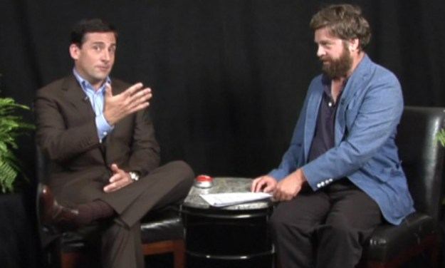 Between Two Ferns with Zach Galifianakis gets its own half-hour Comedy Central special