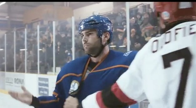 """Goon,"" a charmingly violent hockey movie with heart"
