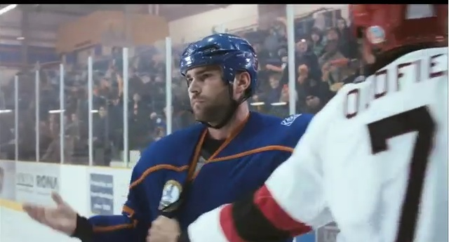 """Goon,"" a charmingly violent hockey movie with heart"